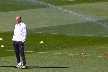 Un derbi trascendental marcado por la duda de Zidane