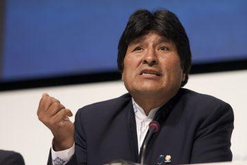 En una intervención de alrededor de media hora, Morales sacó a relucir entre otras cosas las consecuencias que han tenido las intervenciones de Estados Unidos y sus aliados en países como Irak o Libia y criticó el aumento de la desigualdad económica en todo el mundo. (Dreamstime)