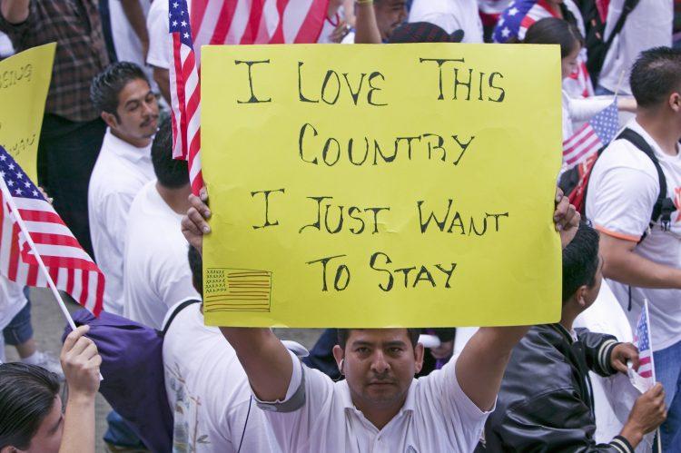 """Los esfuerzos del gobierno de Texas contra las """"ciudades santuario"""" están en línea con los que ha realizado el presidente estadounidense, Donald Trump, desde su llegada a la Casa Blanca. (Dreamstime)"""