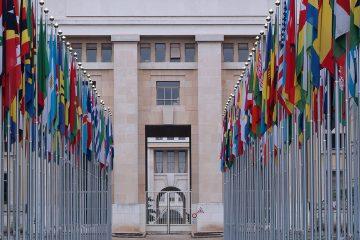 Los quince países trataron este jueves sin éxito de acordar una resolución de respuesta al uso de armas químicas en Siria durante una reunión a puerta cerrada, antes de que EE.UU. lanzara su ataque contra la base aérea siria. (Dreamstime)