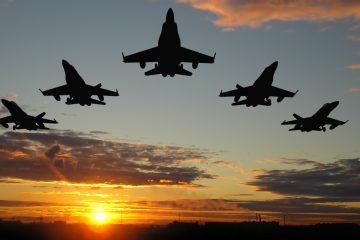 Estados Unido también realiza vuelos cerca de territorio ruso, pero estas maniobras se producen con aviones de reconocimiento y no con bombarderos estratégicos. (Dreamstime)