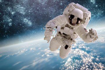 """El carguero espacial """"Tianzhou 1"""" es un elemento imprescindible para la puesta en órbita de la futura estación espacial china ya que, con una capacidad de carga de unas seis toneladas, asegurará el abastecimiento de materiales y suministros a esa instalación y a sus ocupantes. (Dreamstime)"""