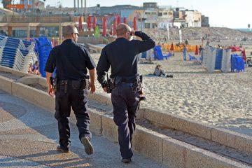 La semana pasada llegaron a Cancún 450 miembros de la Gendarmería que también fueron desplegados en zonas turísticas. (Dreamstime)