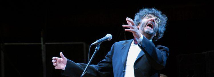 """El argentino Fito Páez asistirá al evento el 2 de mayo para hablar de su último trabajo discográfico, """"Diario de viaje"""", y de la polémica novela """"La puta diabla"""", (Dreamstime)"""