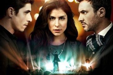 """""""Guerra de ídolos"""", una versión moderna de los dramas musicales de la época de oro del cine mexicano, aunque con la variante de que la historia está ambientada en Estados Unidos (Telemundo)"""