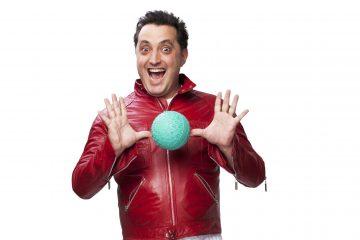 Andrés López, uno de los comediantes favoritos de Latinoamérica.