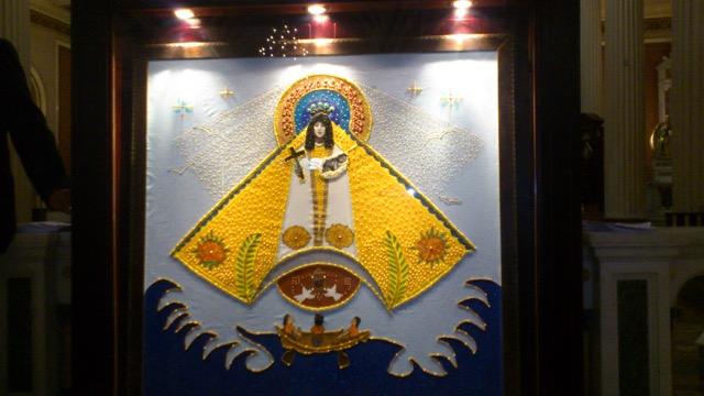 DSC_2036 No te pierdas la exposición de las obras de arte bendecidas por el Papa