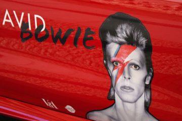 """Según la Industria Fonográfica Británica (BPI), Bowie vendió en 2016 más de 1,6 millones de ejemplares de """"Blackstar"""", tanto en formato físico como digital, superando así a sus principales competidores, la cantante Adele y el rapero Drake (Dreamstime)"""
