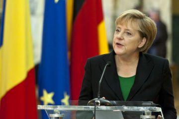 """Merkel lamentó que """"no hay progresos"""" en el arreglo del conflicto en el este de Ucrania, donde -dijo- """"se acentúan las tendencias separaristas"""" de los prorrusos. (Dreamstime)"""