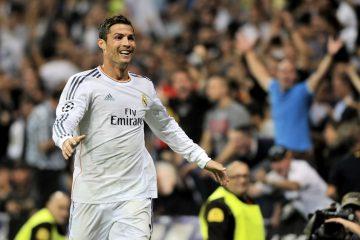 Ronaldo, de 32 años, marcó cinco goles en la eliminatoria de cuartos de final de la Liga de Campeones ante el Bayern de Múnich y tres en la ida de las semifinales contra el Atlético de Madrid. (Dreamstime)