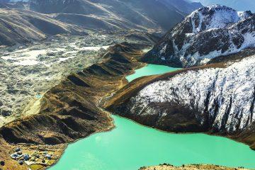 Los fallecimientos de Kumar y Strba en la zona nepalí de la cordillera del Himalaya se suman al registrado este domingo, cuando murió un alpinista estadounidense, superviviente a una avalancha generada por el terremoto de 2015, en su intento de escalar el Everest. (Dreamstime)