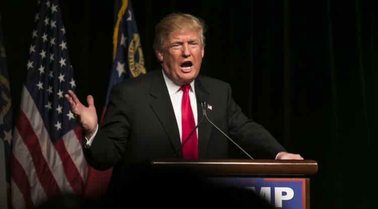 """Trump abogó por """"eliminar"""" a los extremistas, a los que calificó de """"asesinos"""" y volvió a llamar """"perdedores"""", como hizo tras el atentado de Manchester. (Dreamstime)"""