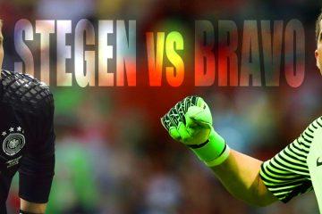 Bravo y Ter Stegen jugarán por el poder y gloria