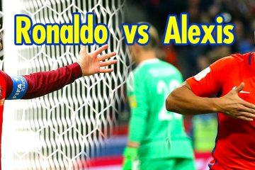 Un juego por el poder y la gloria Portugal vs Chile