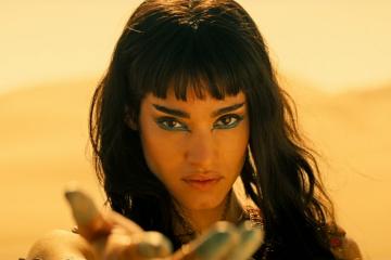 """Terror, intriga y aventuras es lo que propone el director Alex Kurtzman con """"The Mummy"""", que tiene a un intrépido Tom Cruise como protagonista para combatir a la espeluznante Ahmanet (Sofía Boutella), una antigua princesa milenaria que despierta de su tumba"""