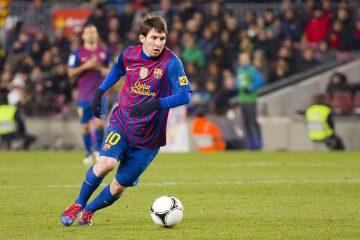 """""""Lo conozco por los equipos que entrenó, los últimos años al (Athletic) Bilbao"""", señaló Messi en unas declaraciones en Pekín durante la presentación de un parque temático que llevará el nombre del astro argentino en China. (Dreamstime)"""