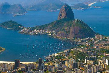 La economía brasileña se retrajo un 3,8 % en 2015, su peor resultado en 25 años, y un 3,6 % en 2016, con lo que completó dos años seguidos de crecimiento negativo, algo que no ocurría desde la década de 1930. (Dreamstime)