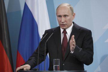 Putin trabajó para el KGB en Dresde, Alemania Oriental, en la primera etapa de Kohl como canciller de la República Federal de Alemania. (Dreamstime)