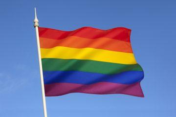 """En 1969, cientos de personas se rebelaron a grito de """"gay power"""" contra las redadas de la Policía dirigidas a homosexuales en este bar declarado hoy monumento histórico. La sublevación duró seis días y dio lugar al movimiento por los derechos de la comunidad homosexual. (Dreamstime)"""