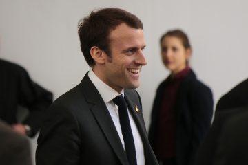 """El presidente francés repitió la postura oficial de la UE y demandó que las negaciones formales sobre el """"brexit"""" comiencen """"lo más rápidamente posible"""" y se hagan de """"una manera coordinada"""" para preservar """"los intereses a medio y largo plazo"""" de la Unión. (Dreamstime)"""