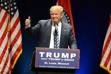 """El presidente, Donald Trump, """"jamás sugirió o dirigió"""" al exdirector del FBI James Comey para dejar de investigar a nadie en la pesquisa sobre la supuesta injerencia rusa en los comicios de 2016. (Dreamstime)"""
