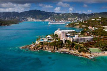 Frenchman's Reef & Morning Star Marriott Beach Resort.