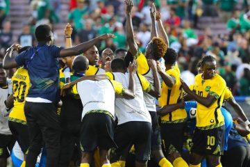 Jamaica pone a bailar reggae a México en partido inolvidable