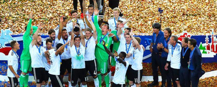 Alemania con Löw sigue siendo el mejor equipo del mundo