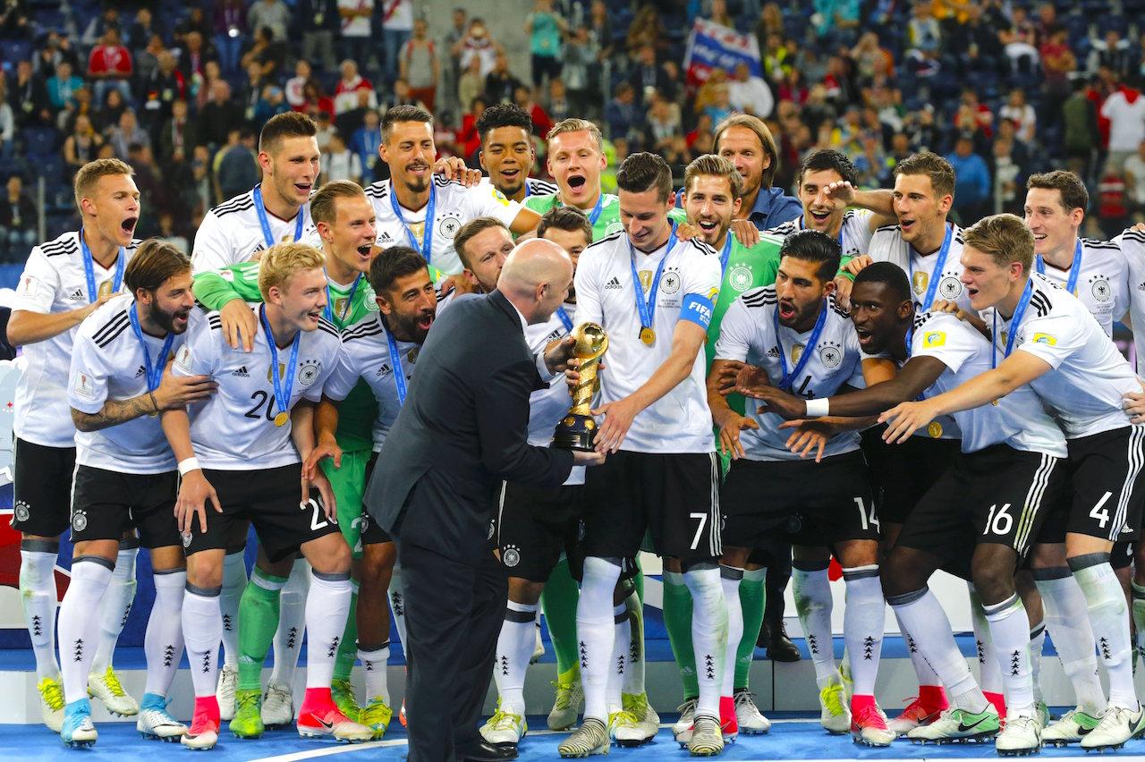 Löw3-1 Alemania con Löw sigue siendo el mejor equipo del mundo