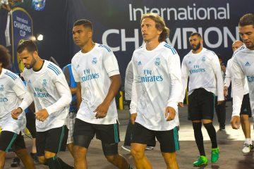 Real Madrid presenta su café temático en Miami