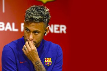 Seguira Neymar en el jugando en el Barcelona