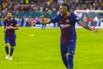 Neymar el hombre gol contra el Madrid