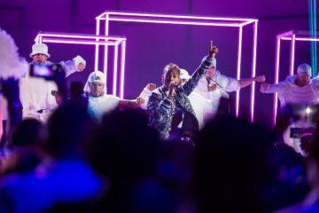 Los Premios Juventud se llevaron a cabo en el Watsco Center de la Universidad de Miami.