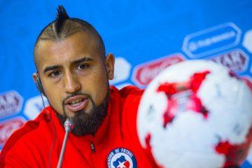 Chile con el Rey Arturo buscaran coronarse contra Alemania