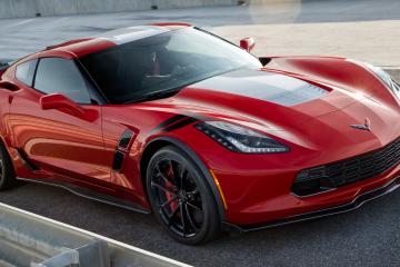 El C7 Corvette Grand Sport se sitúa en la intersección del diagrama de Venn entre los autos deportivos y los autos de lujo. (cortesía Corvette)