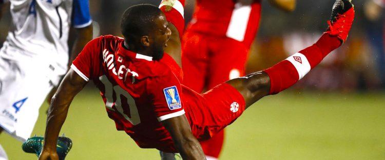 Canadá clasifica y sorprende en Copa Oro
