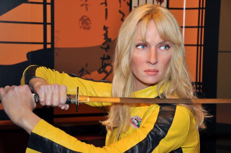 """Su momento estelar llegó cuando se fijó en ella el realizador Quentin Tarantino, lo que marcaría el inicio de una fecunda colaboración, encarnando primero a Mia Wallace en """"Pulp fiction"""" (1994), y diseñando junto a Tarantino su papel de """"la novia"""" en las dos entregas de """"Kill Bill"""" (2003 y 2004). (Dreamstime)"""
