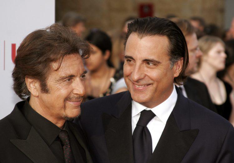 """En """"Ana"""", García, nominado a un Óscar en el 1990 como Mejor papel secundario en """"El Padrino III"""", personificará a un hombre que establece una inusual amistad con una niña llamada """"Ana"""", interpretada por Keen. (Dreamstime)"""