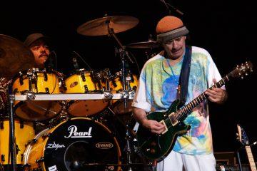 """Aunque nunca ha dejado de dar conciertos y de grabar álbumes, Santana sorprendió al mundo en 1999 con """"Supernatural"""", todo un éxito de ventas con el que ganó nueve premios Grammy, incluido el de mejor álbum del año. (Dreamstime)"""