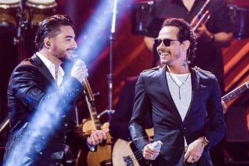 """La versión Salsa de """"Felices Los 4"""" cuenta con la producción del reconocido productor Sergio George. La canción fue escrita por Maluma, Servando Primera, Mario Cáceres y Miky La Sensa. (cortesía niemangroup)"""