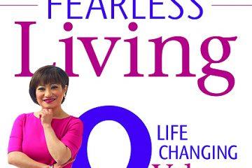 Connie expone los 8 pasos para vencer el miedo y ser autor de su propia vida.