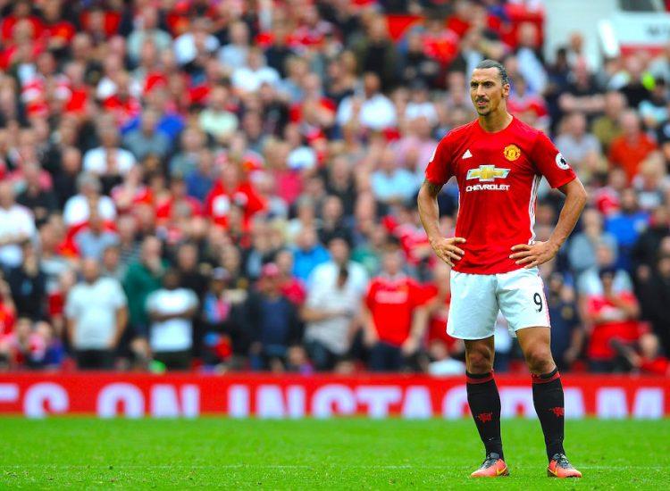 Zlatan Ibrahimovic . EFE/EPA/PETER POWELL