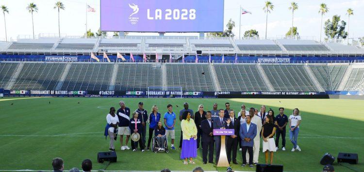 Los Ángeles 2028 sera sede del deporte paralímpico