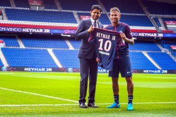 Para Khelaifi del PSG, Neymar no es caro