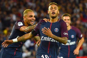 El Brasileño Neymar Jr EFE/EPA/CHRISTOPHE PETIT TESSON