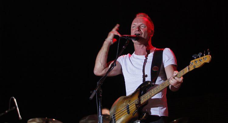 """Francis será quien dirija a la orquesta en el concierto de Sting, que estará también acompañado en el escenario de tres músicos de su banda e interpretará éxitos como """"Roxanne"""", """"Every Breath You Take"""" o """"Englishman in New York"""". (Dreamstime)"""