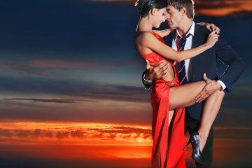 Al contrario que el Tango Pista, mucho más vinculado al tango tradicional, la categoría de Tango Escenario, tiene como objetivo un baile con una coreografía vinculada al espectáculo, más vistoso y teatral. (Dreamstime)