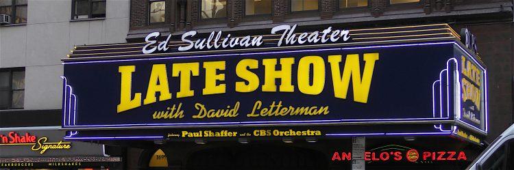 """Letterman fue la cara visible de """"Late Night"""" (NBC) y luego """"The Late Show"""" (CBS) para convertirse en el presentador más longevo de los """"late-night"""" estadounidenses. (Dreamstime)"""