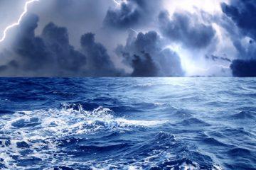 La séptima tormenta tropical del año en el Atlántico presenta vientos máximos sostenidos de 45 millas por hora y se encuentra a unas 85 millas al noroeste de Chetumal (México) y a unas 95 millas al este-sureste de Campeche. (Dreamstime)