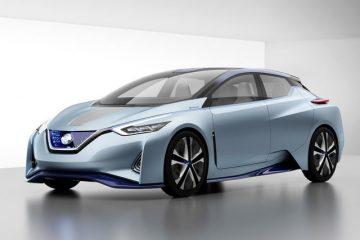 Cuando aterrice el nuevo Leaf, se estima que con el esperado éxito, éste se extenderá al concepto IDS completamente autónomo (foto), que fue mostrado el año pasado durante el auto show de Tokio. (cortesía Nissan)